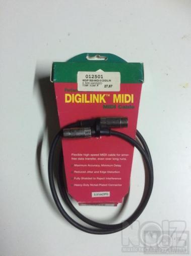 DIGILINK MIDI CABLE 0,90m