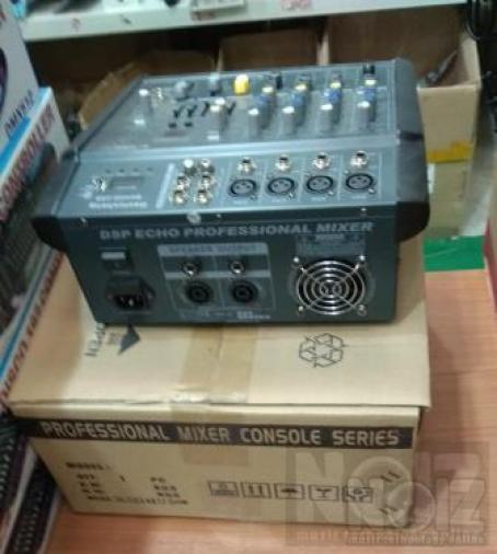 MX-402D Kονσόλα Αυτοενισχυόμενη Bluetooth/Usb 400W