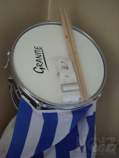 """Τύμπανο ταμπούρο παρέλασης 13"""" Parade snare drum"""