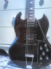 Κιθάρα τυπου SG custom πτώση τιμής