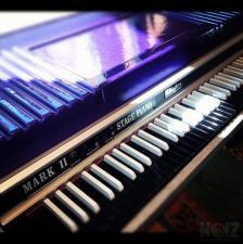 Aνακατασκευες -επισκευες Fender Rhodes Pianos