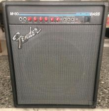 Fender M-80 Bass Amplifier