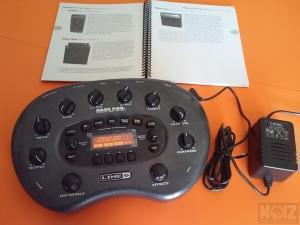 Line 6 Bass POD XT Bass Amp Modeler