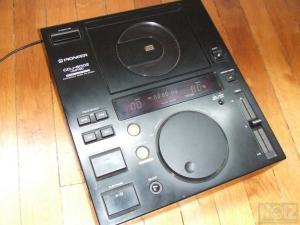 Pioneer CDJ 500 II