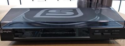 Skytec Vinyl to mp3