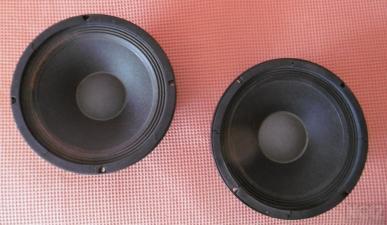 ζευγαρι woofer B&C 10PE26 10 inch