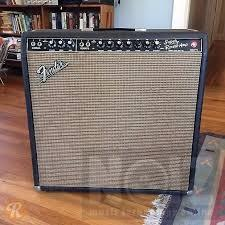 1967 Fender Super Reverb combo by AxisProjectGuitars
