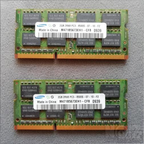 Μνήμες για Laptop DDR3 και DDR2