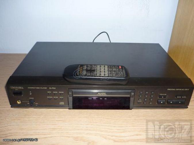 cd player technics sl pg-4