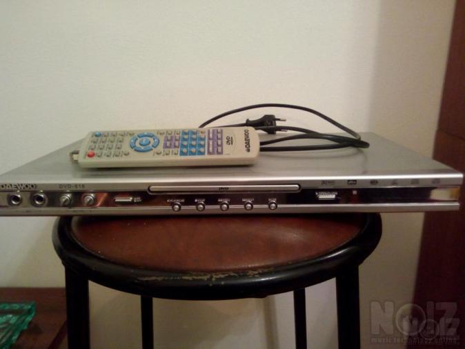 DVD player DAEWOO