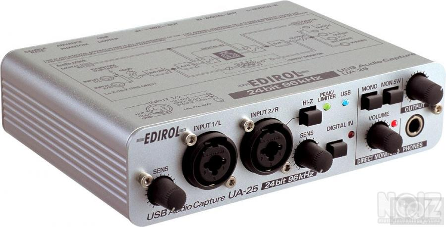 EDIROL UA-25 by Roland και ανταλλαγη
