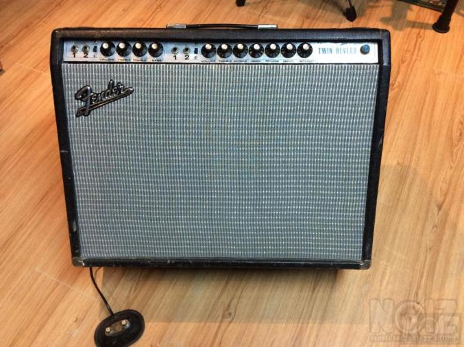 Fender Twin Reverb 69-70