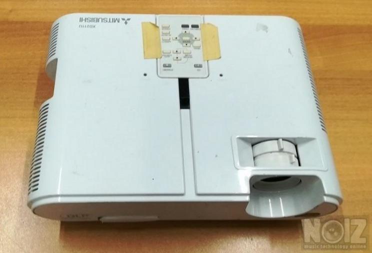 projector mitsubishi xd211u