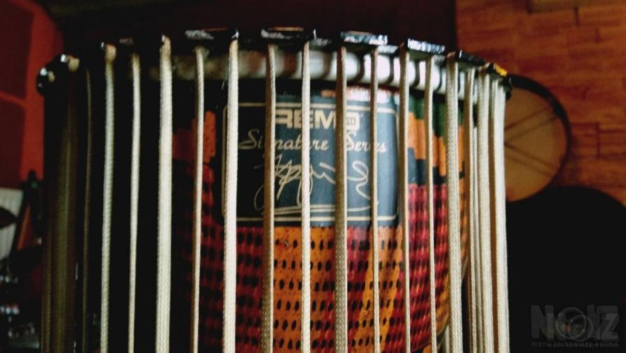 Remo Signature Series Francis Awe Talking Drum