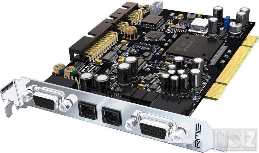 RME HDSP-9632 Kάρτα Ήχου PCI
