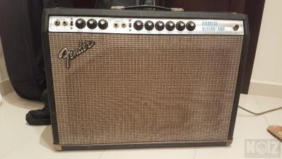 Fender Vibrolux Reverb 1969 (Vintage)