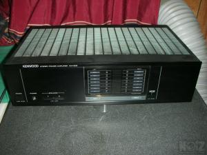 Kenwood KM-206 Stereo Power Amplifier