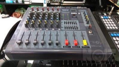 MΧ606D Kονσόλα Αυτοενισχυόμενη Bluetooth/Usb 600W