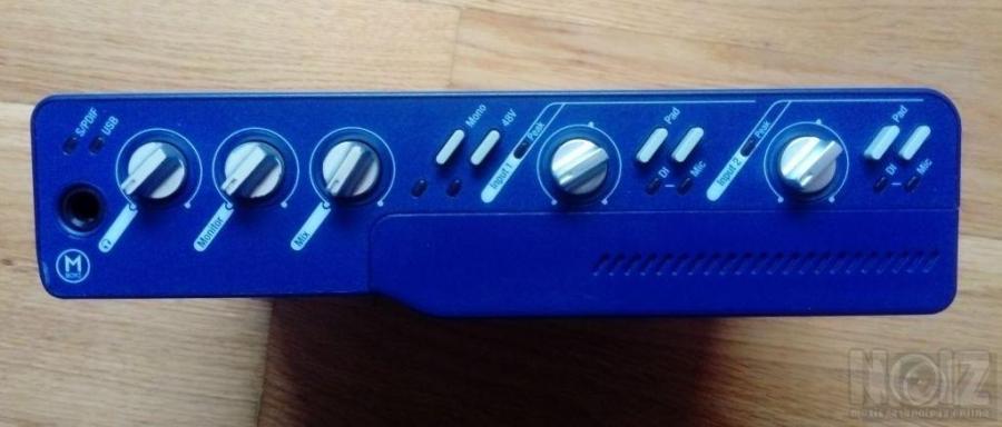 DIGIDESIGN MBOX2 USB