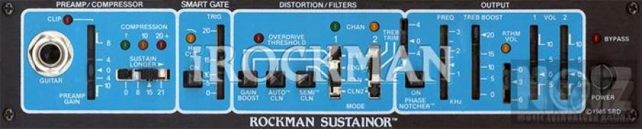 Rockman Sustainor 200