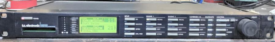TC ELECTRONICS M2000