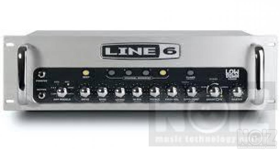 Line 6 lowdown hd400 watts