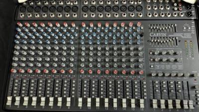 Κονσόλα Mixer Carvin Concert C1644 με δυο εφφε Υπεράριστη!!!!!!!
