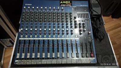 Κονσόλα Mixer Yamaha MG16/6FX με  εφέ Υπεράριστη!!!