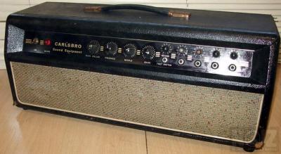 Carlsbro CS60 του 1969 ΝΕΑ ΤΙΜΗ 900Ε