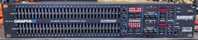 Sabine GRQ 3102 EQ - Antifeedback - Compressor - Delay