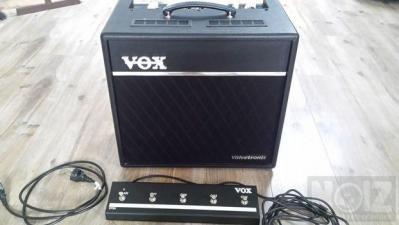 Vox vt80+ &  VFS5 pedal