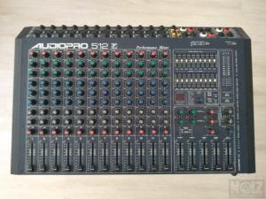 Yorkville Audiopro 512 Powered Mixer