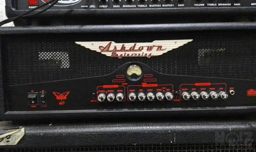 Ashdown Fallen Angel κεφαλή κιθάρας