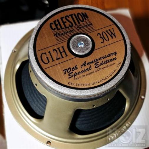 Celestion G12H - 30 70th anniversary