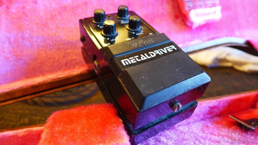 Tokai MetalDriver Overdrive (Vintage Made in Japan)