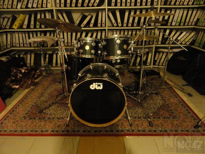 Dw Collectors Series 5 piece drum set