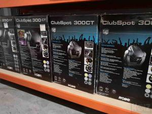 8 ROBE CLUBSPOT 300CT PHILIPS LAMPS
