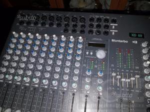 πωλείται mixer montarbo xd 69