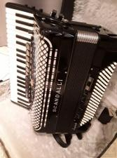 Accordeon SCANDALLI