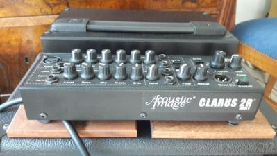 Ενισχυτής Acoustic Image Clarus 2R