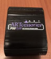 Art ProSplit microphone splitter