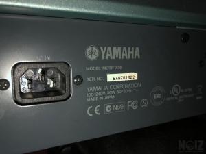 YAMAHA MOTIF XS8, mLAN Firewire