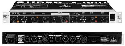 Behringer Electronic Crossovers CX2310