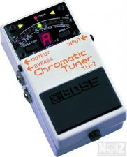 BOSS TU-2 CHROMATIC TUNER ΚΑΙΝΟΥΡΙΟ