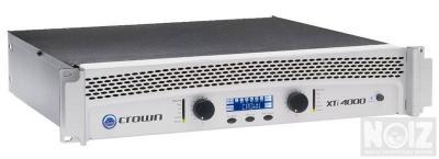 CROWN XTI 4000 Τελικός Ενισχυτής  2x1200W/4Ω
