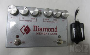 DIAMOND MEMORY LANE ANALOG DELAY (RARE)