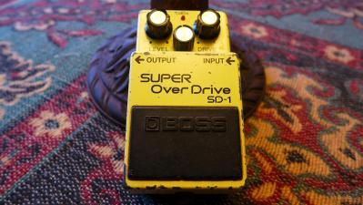 BOSS SD-1 (Vintage Japan Made)