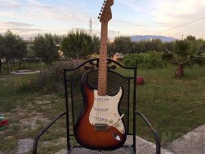 Fender California Series Strat/ Made in USA