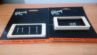 Gibson pickup rings