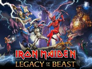 Iron Maiden - Legacy Of The Beast Λογαριασμός